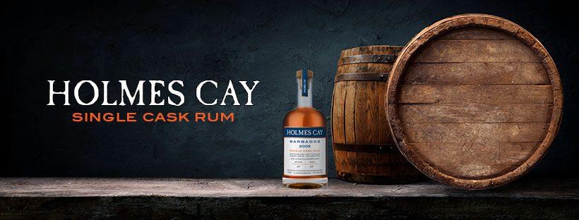 Holmes Cay - Single Cask Rum